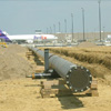 Jet Fuel Containment Piping for Airport