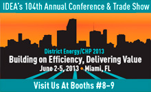 IDEA's 104th Annual Conference - Visit us at Booths #8-9