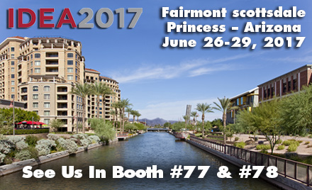 IDEA 2017 - See us in Booth #77 & #78